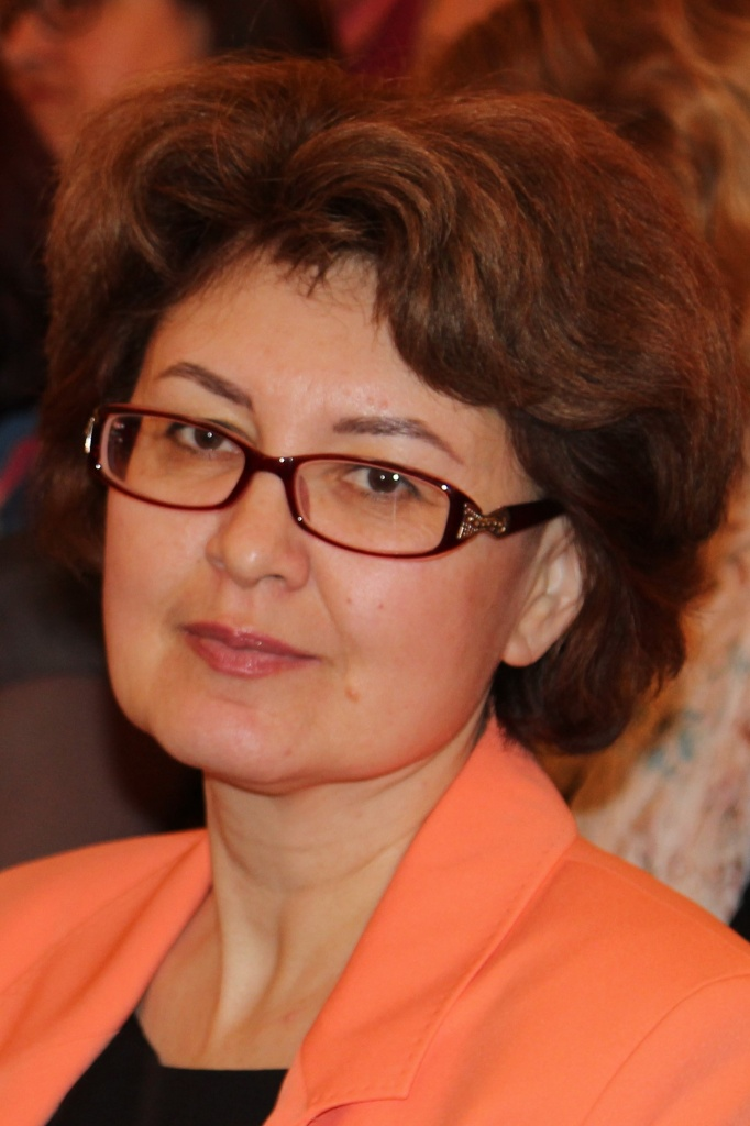 Фархшатова